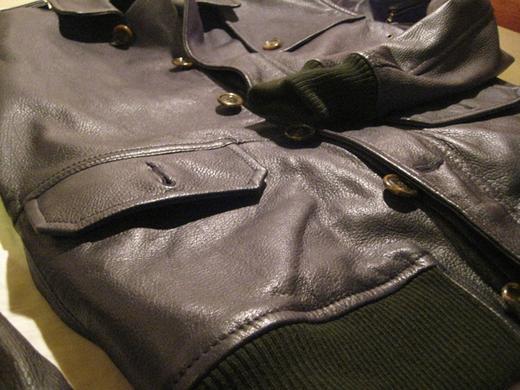 I love Leather!