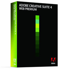 Creative suite CS4 WebPremium