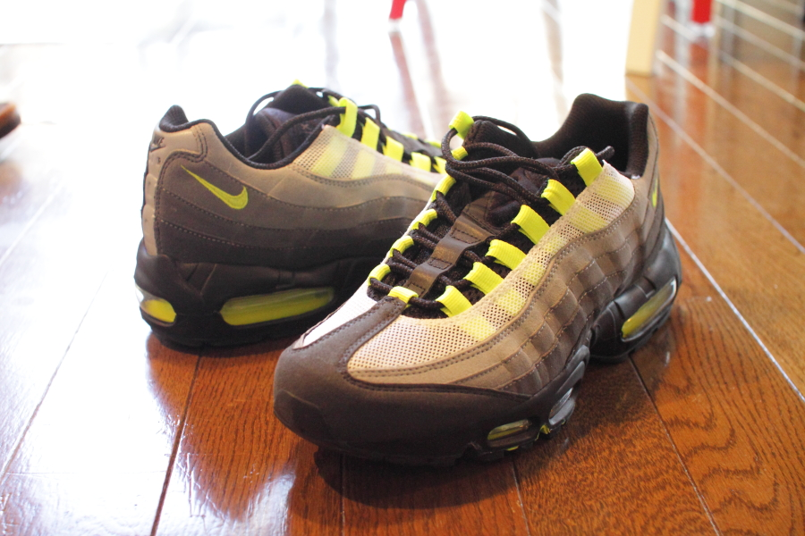 NIKE AIR MAX 95 PROTOTYPE mita sneakers