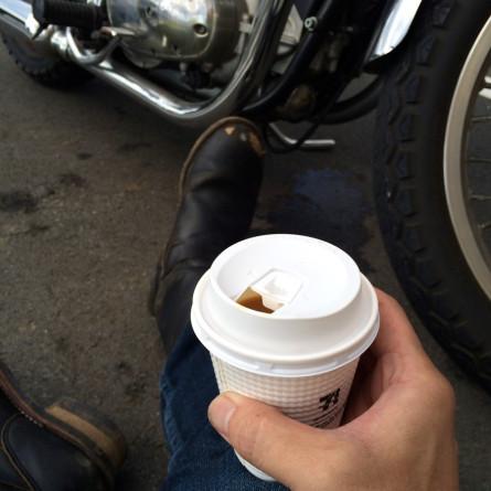 コーヒーうめぇwww